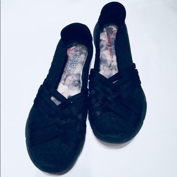 Skechers Bobs memory foam arch pillow comfort shoe